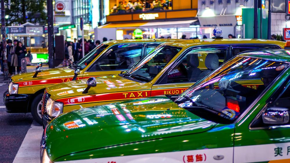 日本的出租车攻略~车门自动开关,还有外语服务! | JTOUCH!玩转情报社